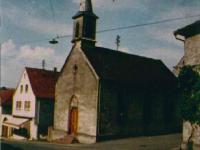 Kirche Thüngen alt