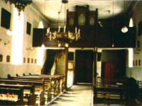 Kirche Thüngen alt innen