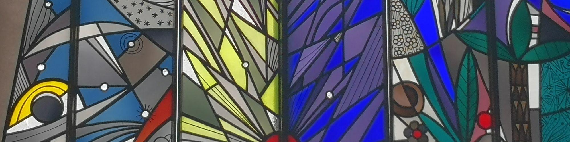 Fensterglas geschnitten 2000 500